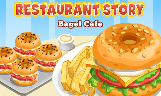 Restaurant Story: Bagel Cafe for pc