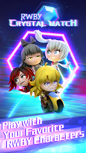 RWBY: Crystal Match For PC