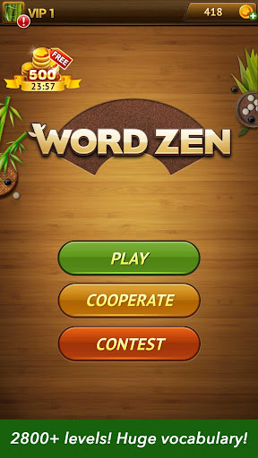 WORD ZEN: word connect & word games For PC