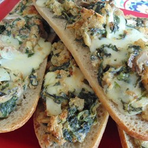 To-Die-For Stuffed Garlic Bread