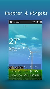 Weather & Widgets Screenshot
