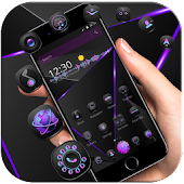 App Cool Black Neat Theme apk for kindle fire