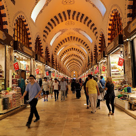 Mısır Çarşı by Veli Toluay - Buildings & Architecture Public & Historical