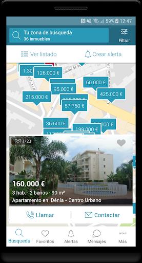 Fotocasa rent and sale screenshot 5