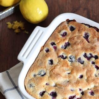 Blueberry Cake No Milk Recipes