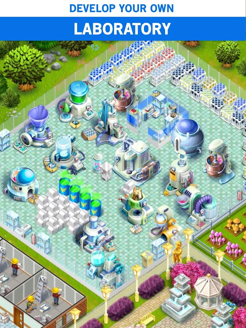 My Hospital: Build and Manage Screenshot 12