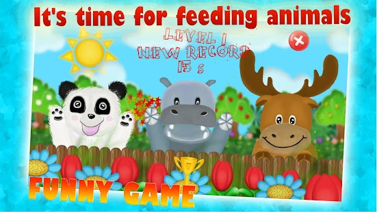 Feeding Animals - screenshot