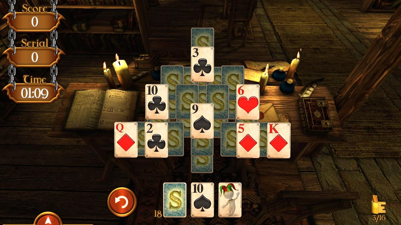 Solitaire Dungeon Escape Screenshot 13
