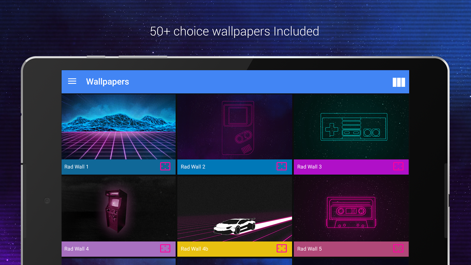 Rad Pack Pro - 80's Theme Screenshot 18