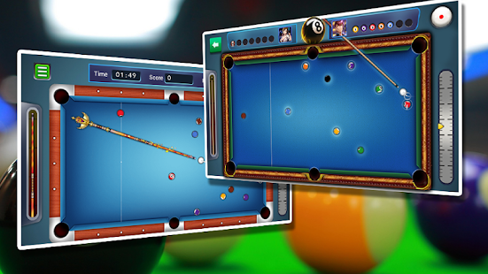 Billiards snooker - 8 Ball- screenshot thumbnail