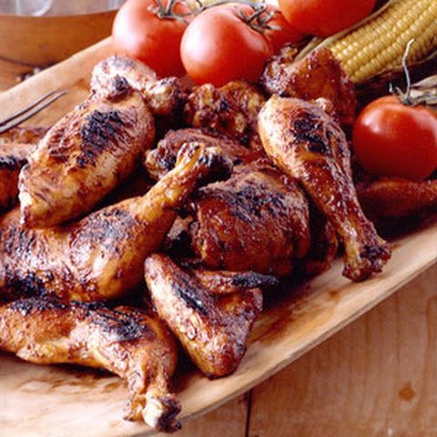 BBQ Chicken for a Crowd