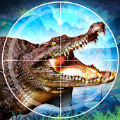 Game Wild Crocodile Hunter apk for kindle fire