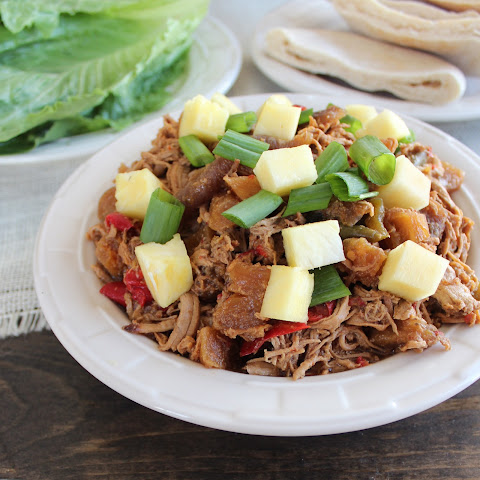 Slow Cooker Sweet and Sour Pork Tenderloin