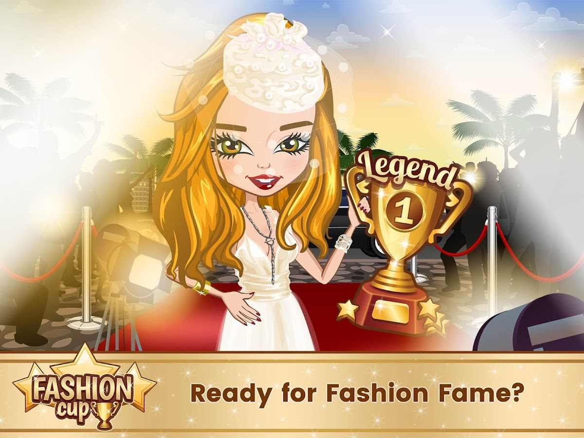 Fashion Cup - Dress up & Duel Screenshot 5