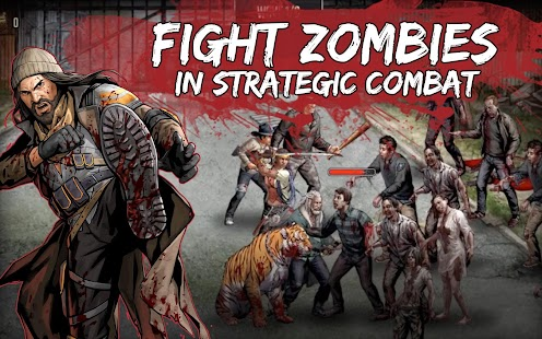 Game The Walking Dead: Road to Survival APK for Windows Phone