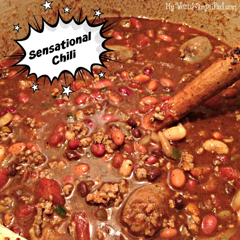 Sensational One Pot Chili