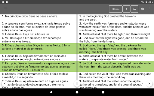 Bible Offline screenshot 24