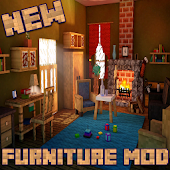 App NEW Furniture MOD For McPE apk for kindle fire