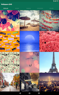 Best Wallpapers QHD APK for iPhone