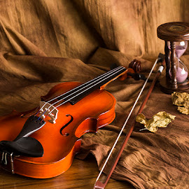 Old Memories by Rakesh Syal - Artistic Objects Musical Instruments (  )