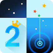 19.  Music Piano Tiles 2