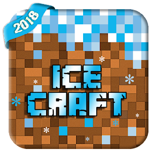 Ice Craft : Winter crafting and building For PC (Windows & MAC)