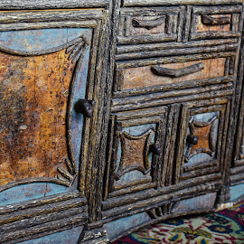 by Lisa Frisby - Artistic Objects Furniture ( buffet table, rustic furniture, rustic decor, chest, table, furniture, rustic )