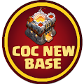 App New COC Base Design APK for Windows Phone