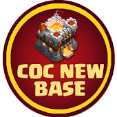 APK App New COC Base Design for iOS