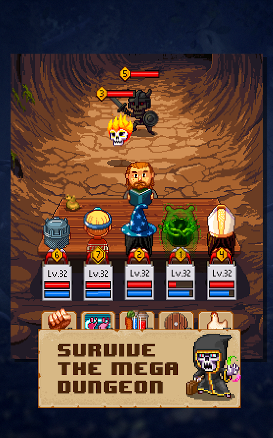 Knights of Pen & Paper 2 Screenshot 8