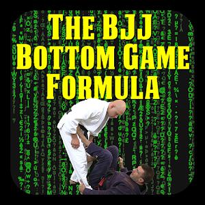 Cover art BJJ Guard Game Formula