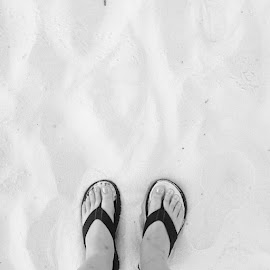 follow my footsteps by Sonya Ungermann Ryan - Instagram & Mobile iPhone