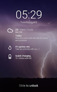 Free GO Weather Forecast & Widgets APK for Windows 8