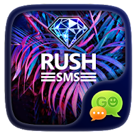 (FREE) GO SMS RUSH THEME For PC (Windows And Mac)