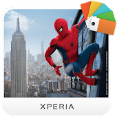 XPERIA™ Spider-Man: Homecoming Theme Icon