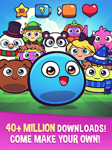 My Boo - Your Virtual Pet Game APK Descargar