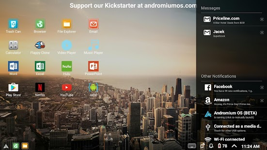 App Sentio Desktop APK for Windows Phone