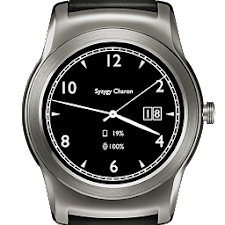 Charon Watch Face