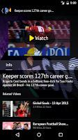 Screenshot of BT Sport