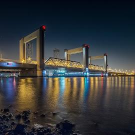 Botlek bridge Rotterdam by Henk Smit - Buildings & Architecture Bridges & Suspended Structures