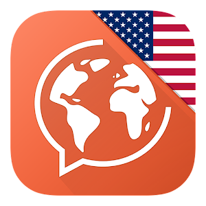 Learn American English Free Icon