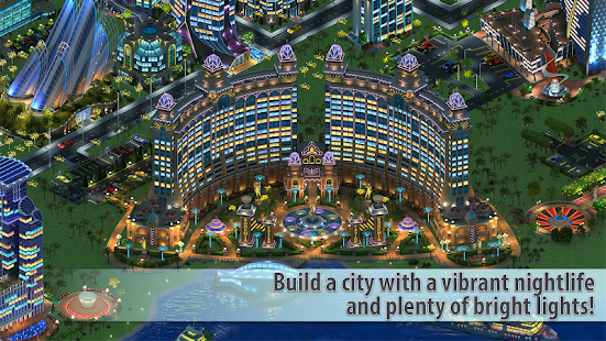 Game Megapolis APK for smart watch