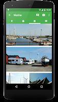 Screenshot of Stellplatz Scandinavia