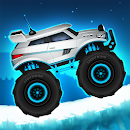 Monster Truck Winter Racing icon