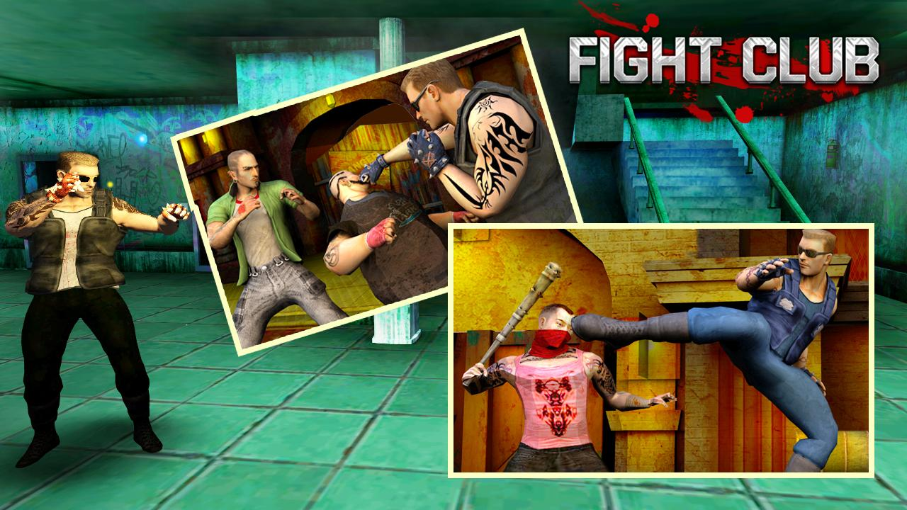 Fight Club - Fighting Games Screenshot 5