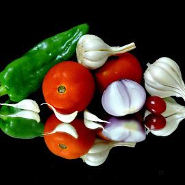 Spicy red by SANGEETA MENA  - Food & Drink Ingredients