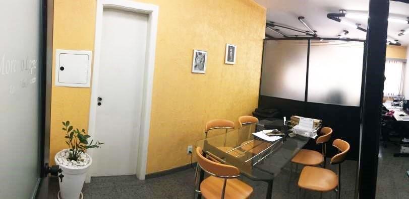 Sala/banheiro