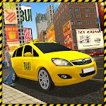 NYC Fastlane Taxi Driver Icon