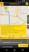Screenshot of Taxi Deutschland
