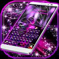 App Purple Keyboard Theme APK for Windows Phone